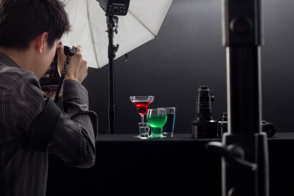 Professional Product Photography in Chandigarh | Procolor School