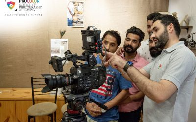 1 YEAR DIPLOMA IN PHOTOGRAPHY & FILMMAKING