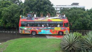 chandigarh bus tour