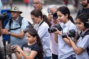 Chandigarh female photographers