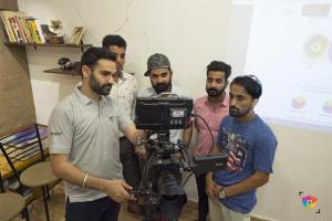 Filmmaking course in India