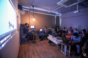 Photography training course