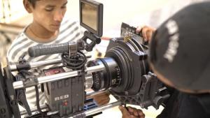 RED camera workshop chandigarh